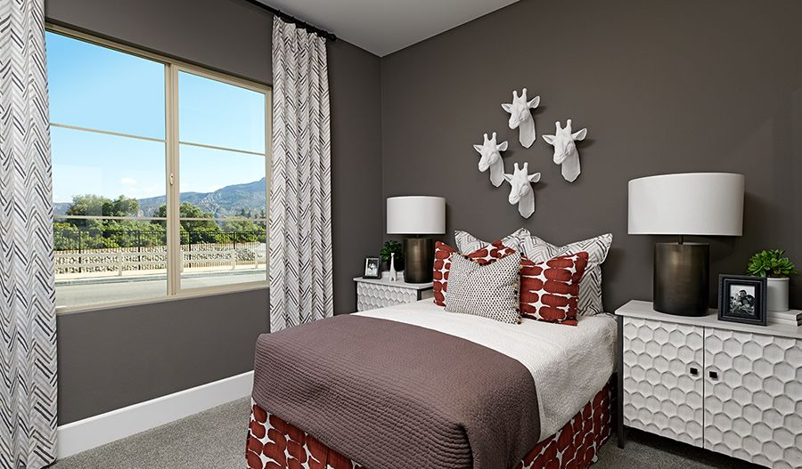 Bedroom featured in the Arlington By Richmond American Homes in Ventura, CA