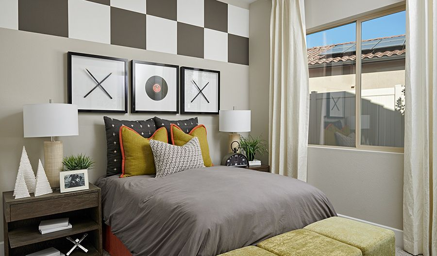 Bedroom featured in the Avalon By Richmond American Homes in Ventura, CA