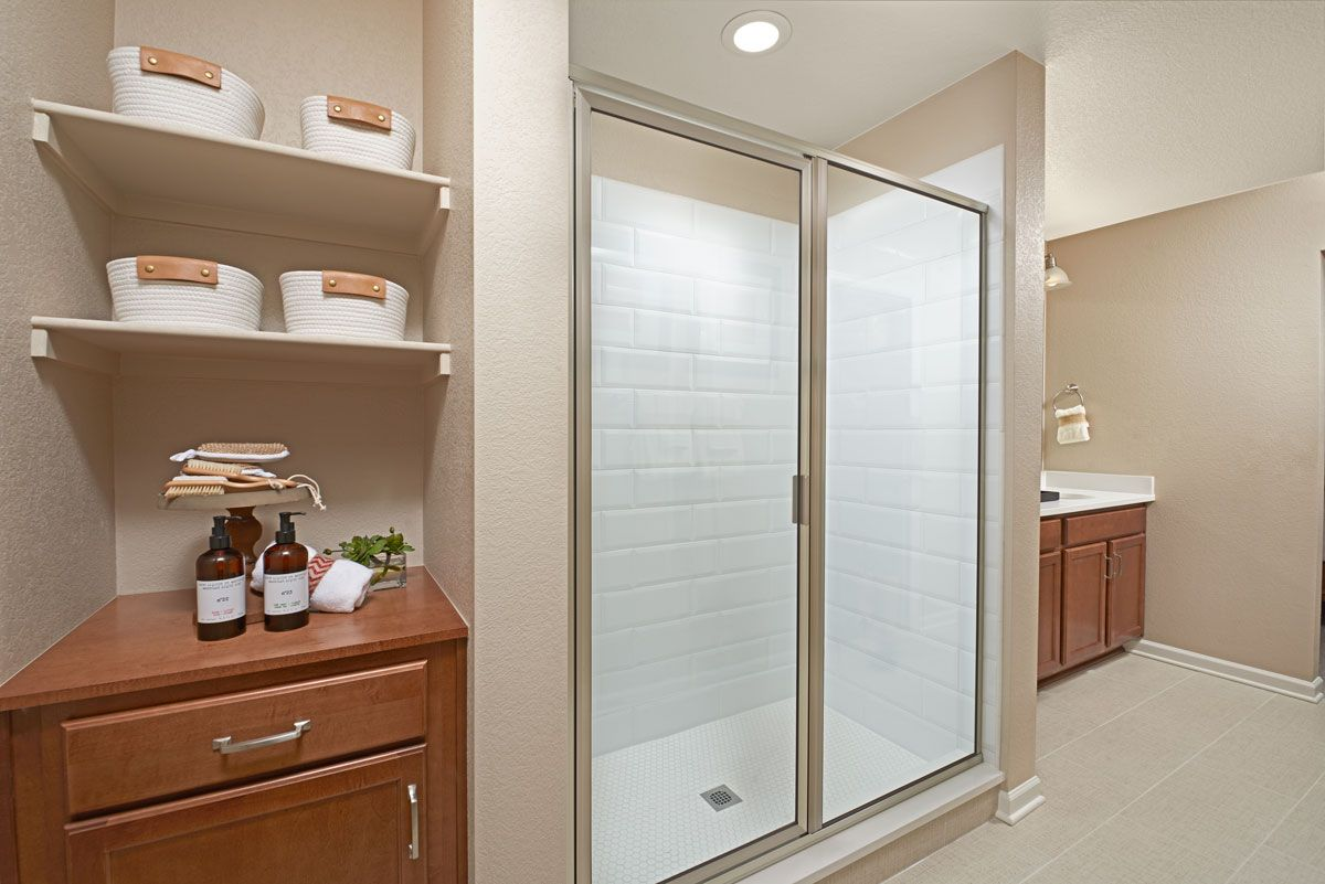 Bathroom featured in the Citrine By Richmond American Homes in Colorado Springs, CO