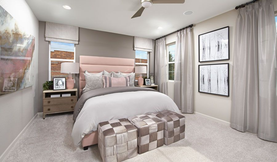 Bedroom featured in the Alexandrite By Richmond American Homes in Pueblo, CO