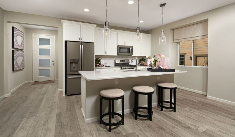 Kitchen featured in the Alexandrite By Richmond American Homes in Colorado Springs, CO