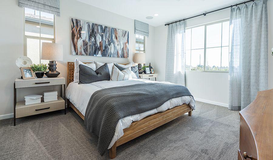 Bedroom featured in the Lambert By Richmond American Homes in Riverside-San Bernardino, CA