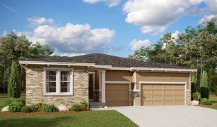 Darius - Oak Ridge at Crystal Valley: Castle Rock, Colorado - Richmond American Homes