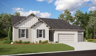 Decker - Oak Ridge at Crystal Valley: Castle Rock, Colorado - Richmond American Homes