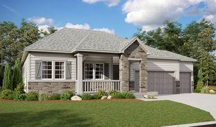Delaney - Oak Ridge at Crystal Valley: Castle Rock, Colorado - Richmond American Homes