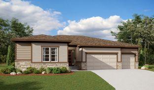 Holbrook - Oak Ridge at Crystal Valley: Castle Rock, Colorado - Richmond American Homes