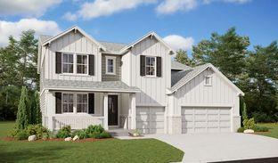 Dillon II - Oak Ridge at Crystal Valley: Castle Rock, Colorado - Richmond American Homes