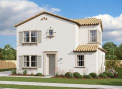 Nottingham - Gardenside at the Preserve: Chino, California - Richmond American Homes