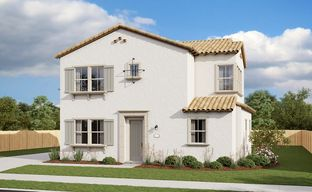 Gardenside at the Preserve by Richmond American Homes in Riverside-San Bernardino California