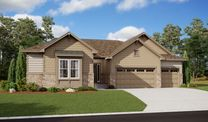 The Pinnacle at Cobblestone Ranch by Richmond American Homes in Denver Colorado