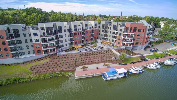 The Residences at Canalside