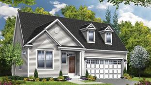 The Oakmont - Homestead on Kreag: Pittsford, New York - Riedman Homes