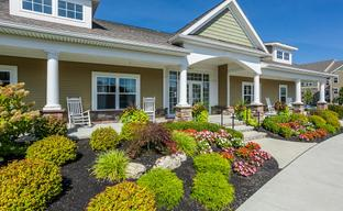 The Cottages at Canandaigua by Riedman Homes in Rochester New York