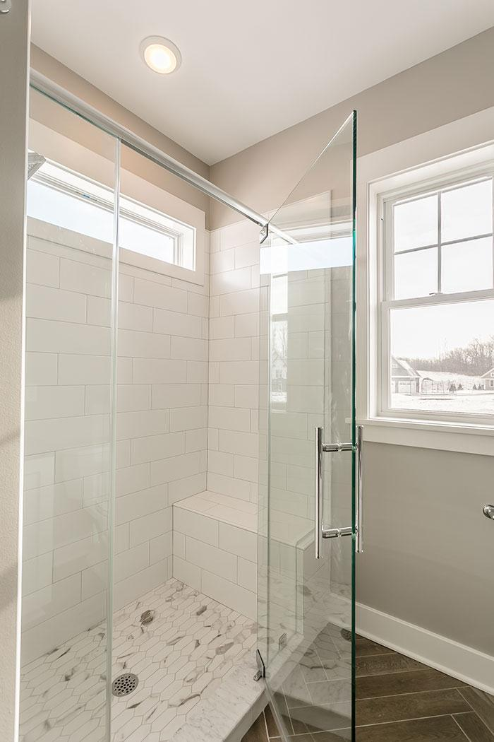 Bathroom featured in The Wellfleet By Riedman Homes in Rochester, NY