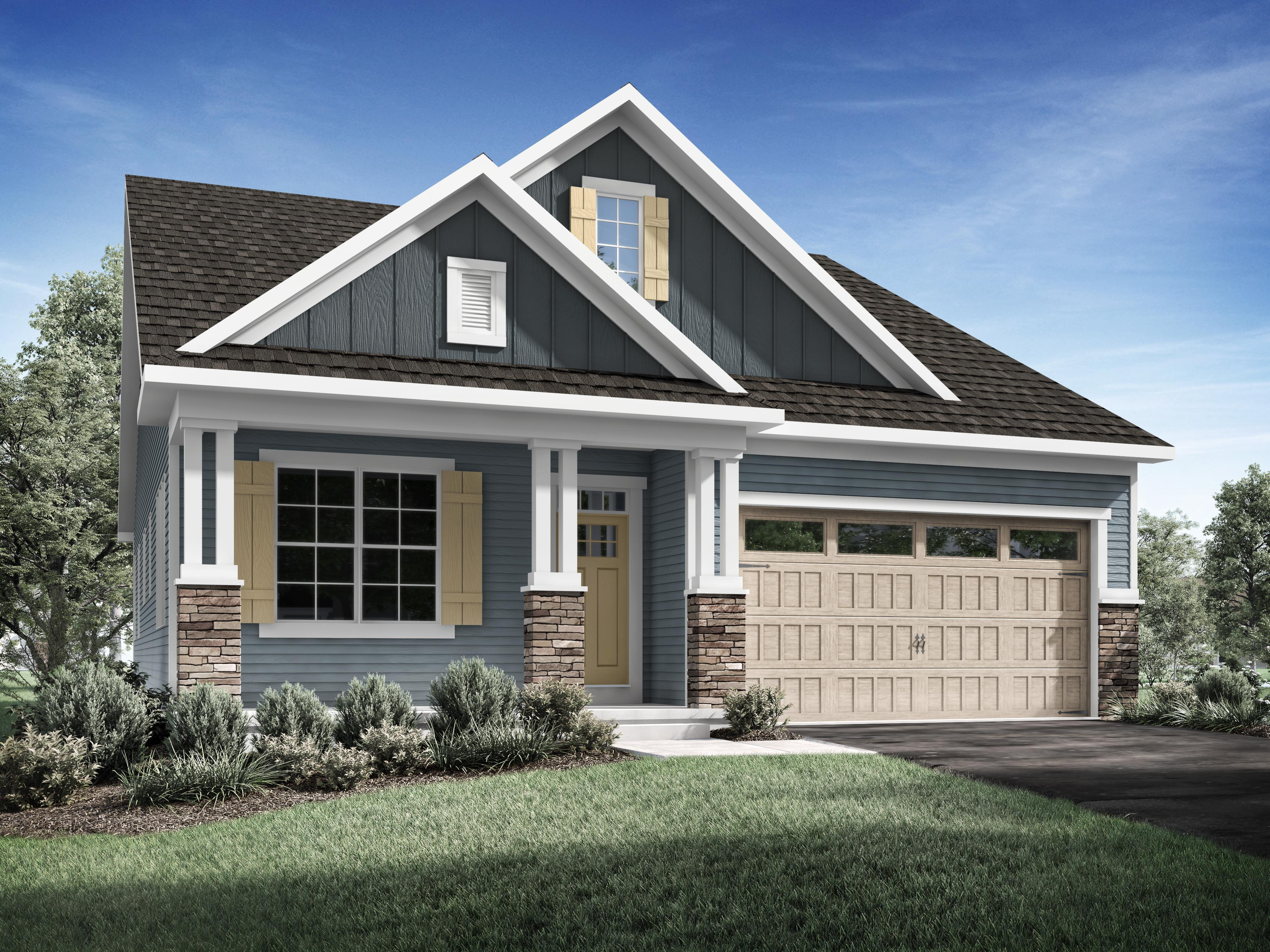 'Northside Place' by Riedman Homes in Elmira