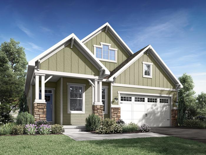 Exterior featured in The Kingston By Riedman Homes in Elmira, NY