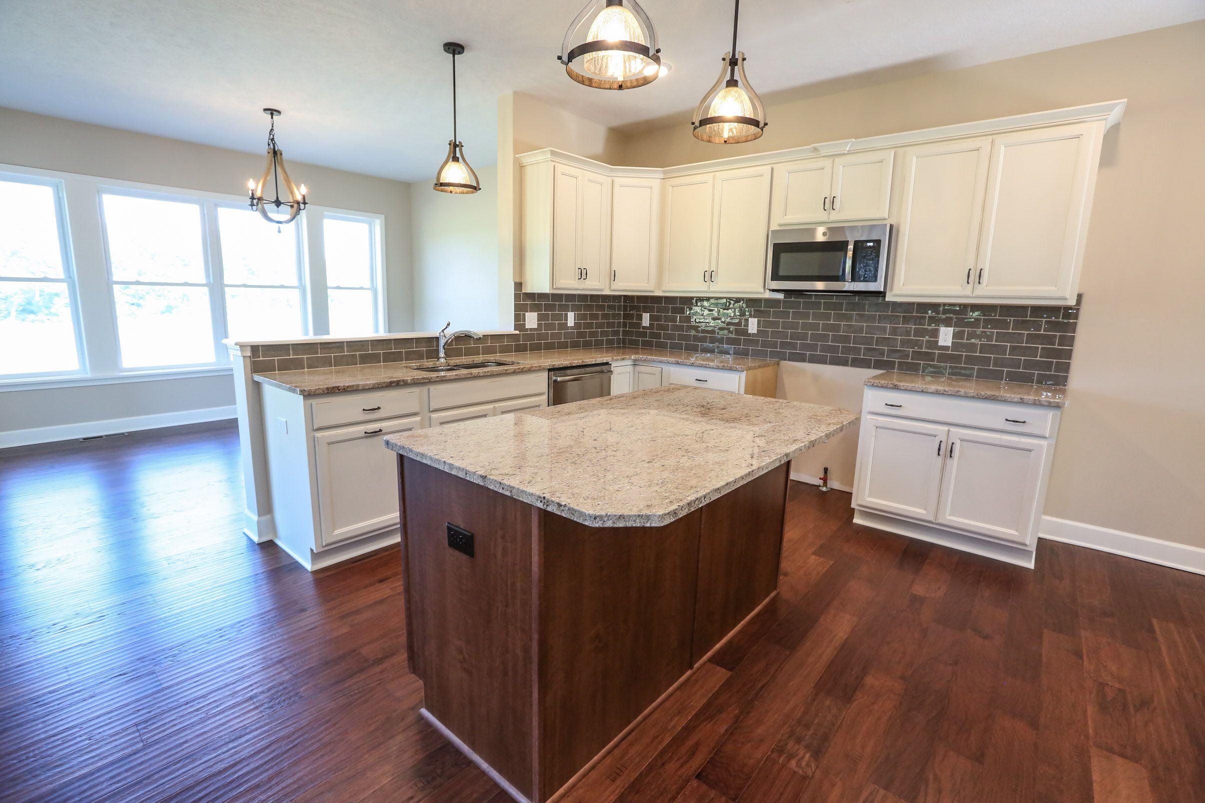 Kitchen featured in The Brentwood By Riedman Homes in Rochester, NY