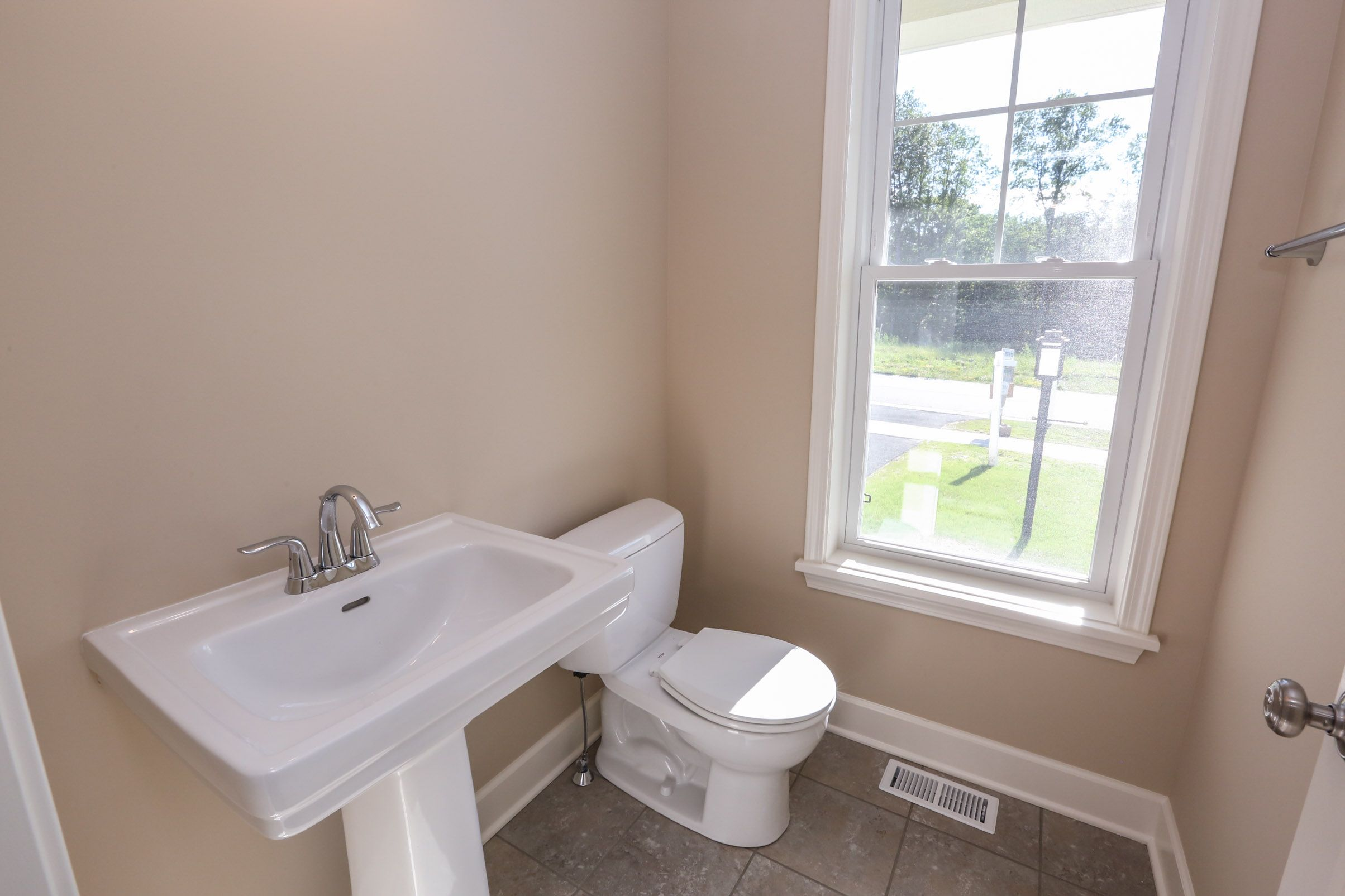 Bathroom featured in The Brentwood By Riedman Homes in Rochester, NY