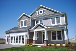 The Lexington - Homestead on Kreag: Pittsford, New York - Riedman Homes