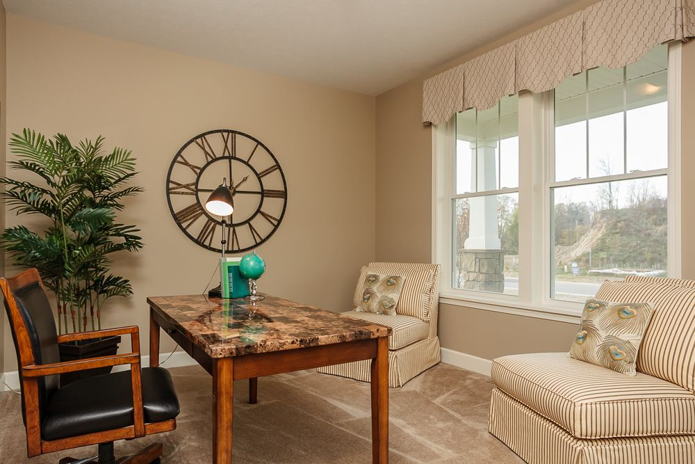 Living Area featured in The Rockingham By Riedman Homes in Rochester, NY