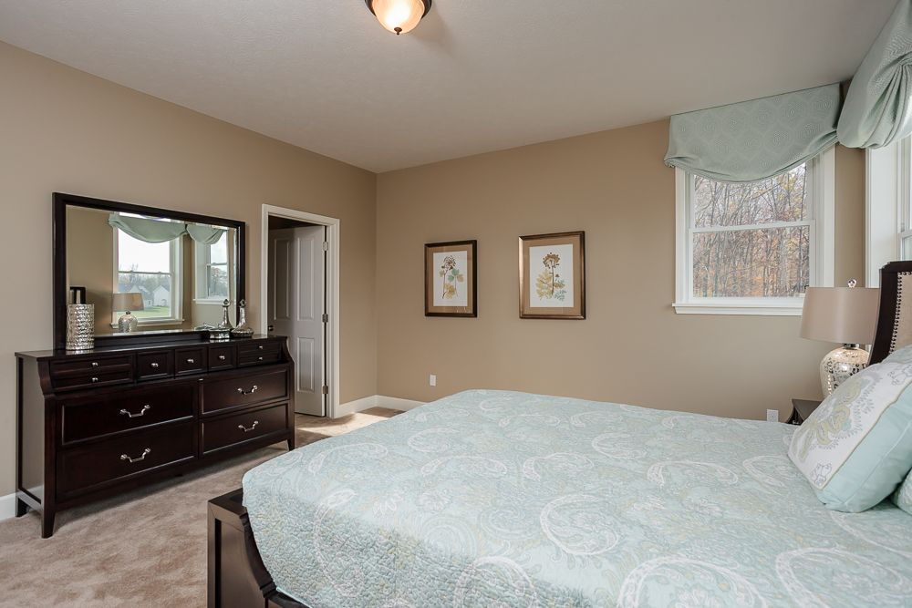 Bedroom featured in The Rockingham By Riedman Homes in Rochester, NY