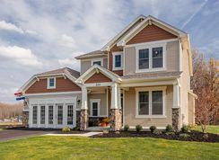 The Rockingham - Homestead on Kreag: Pittsford, New York - Riedman Homes