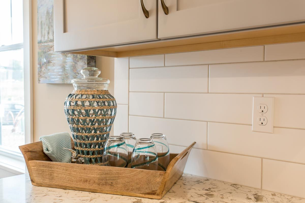 Kitchen featured in The Greenport By Riedman Homes in Elmira, NY