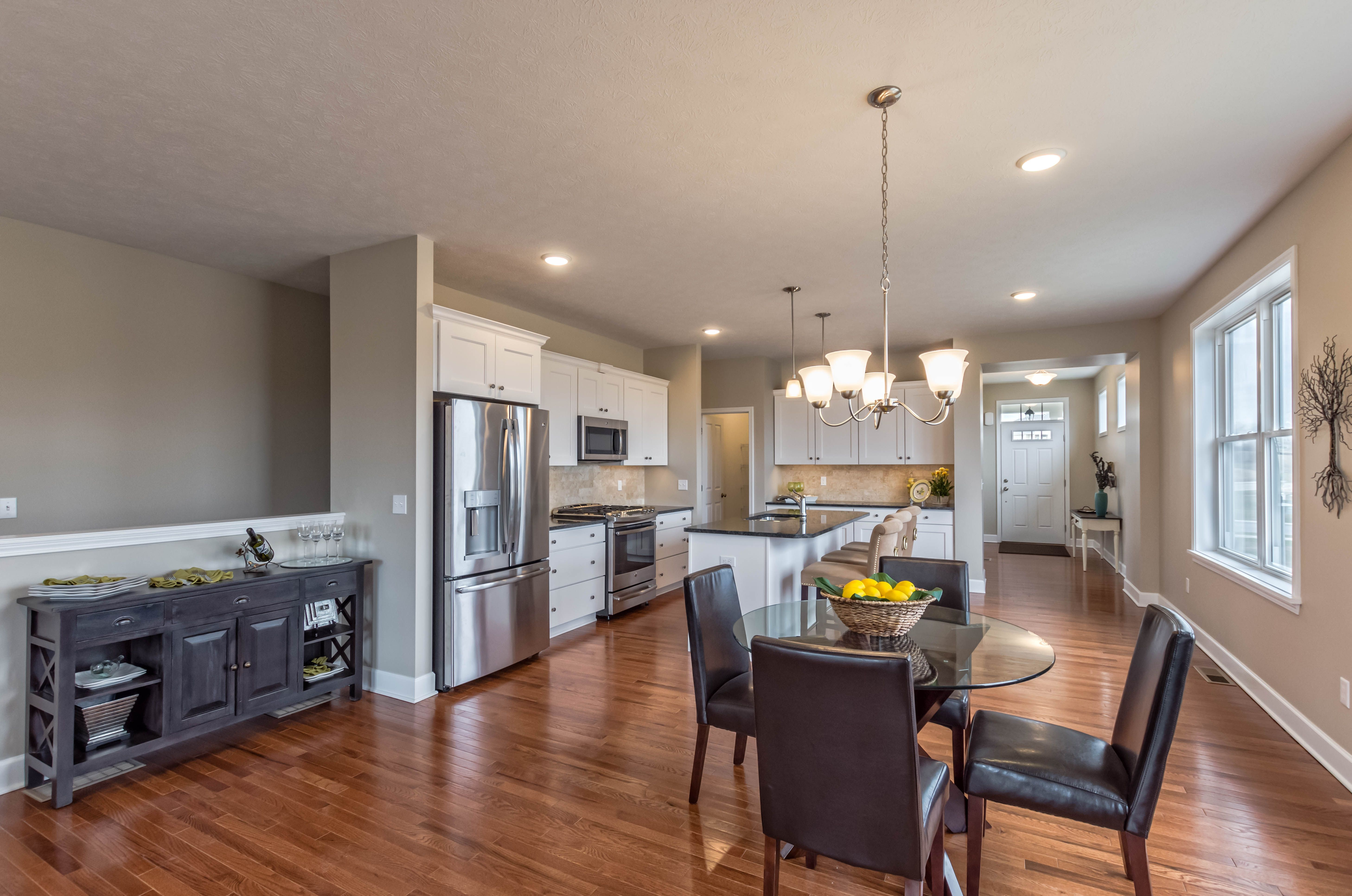 Kitchen featured in The Kingston By Riedman Homes in Elmira, NY