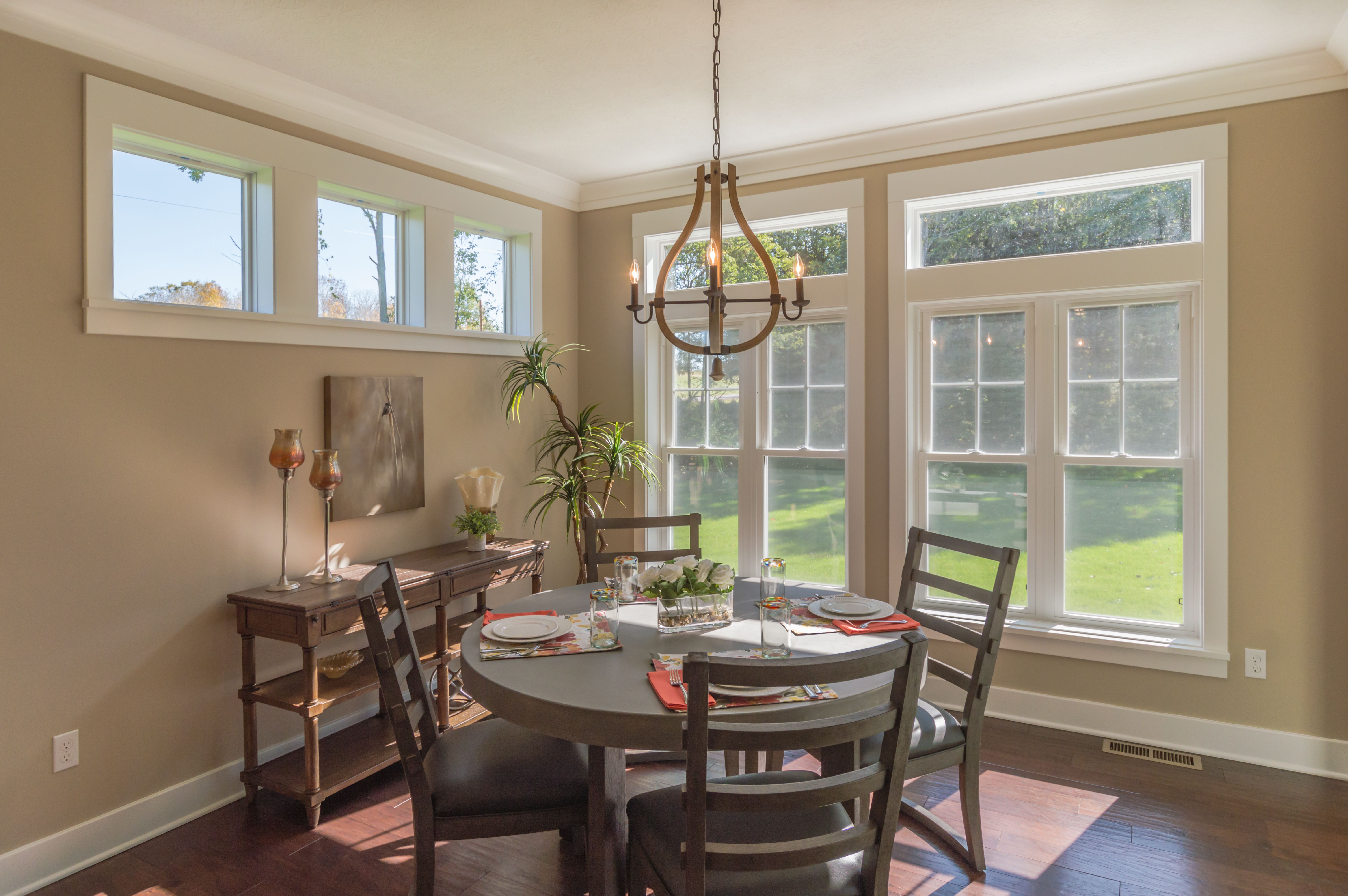 Kitchen featured in The Woodbury By Riedman Homes in Rochester, NY