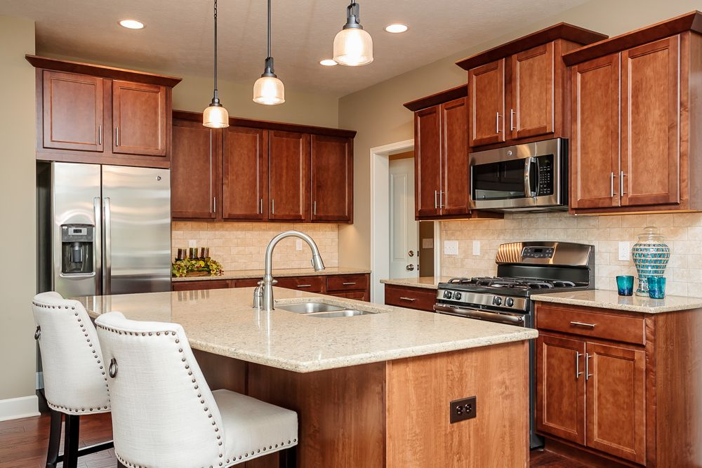 Kitchen featured in The Rockingham By Riedman Homes in Rochester, NY