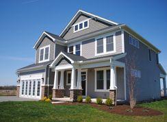 The Lexington - Southgate Hills: Victor, New York - Riedman Homes
