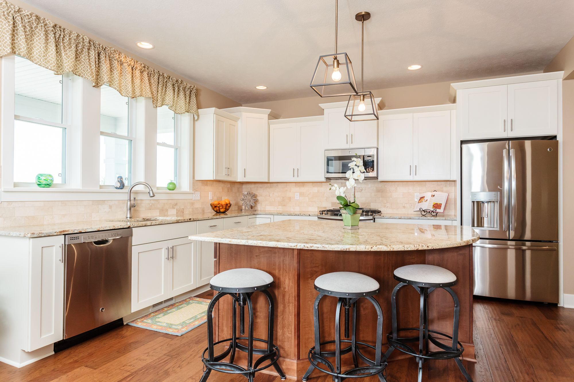 Kitchen featured in The Lexington By Riedman Homes in Rochester, NY