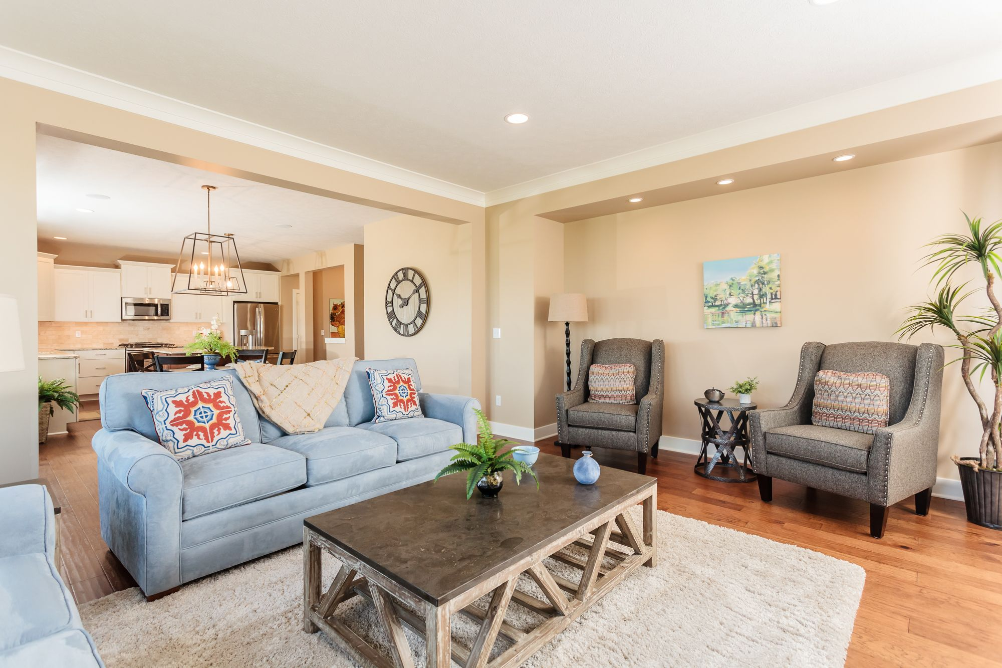 Living Area featured in The Lexington By Riedman Homes in Rochester, NY