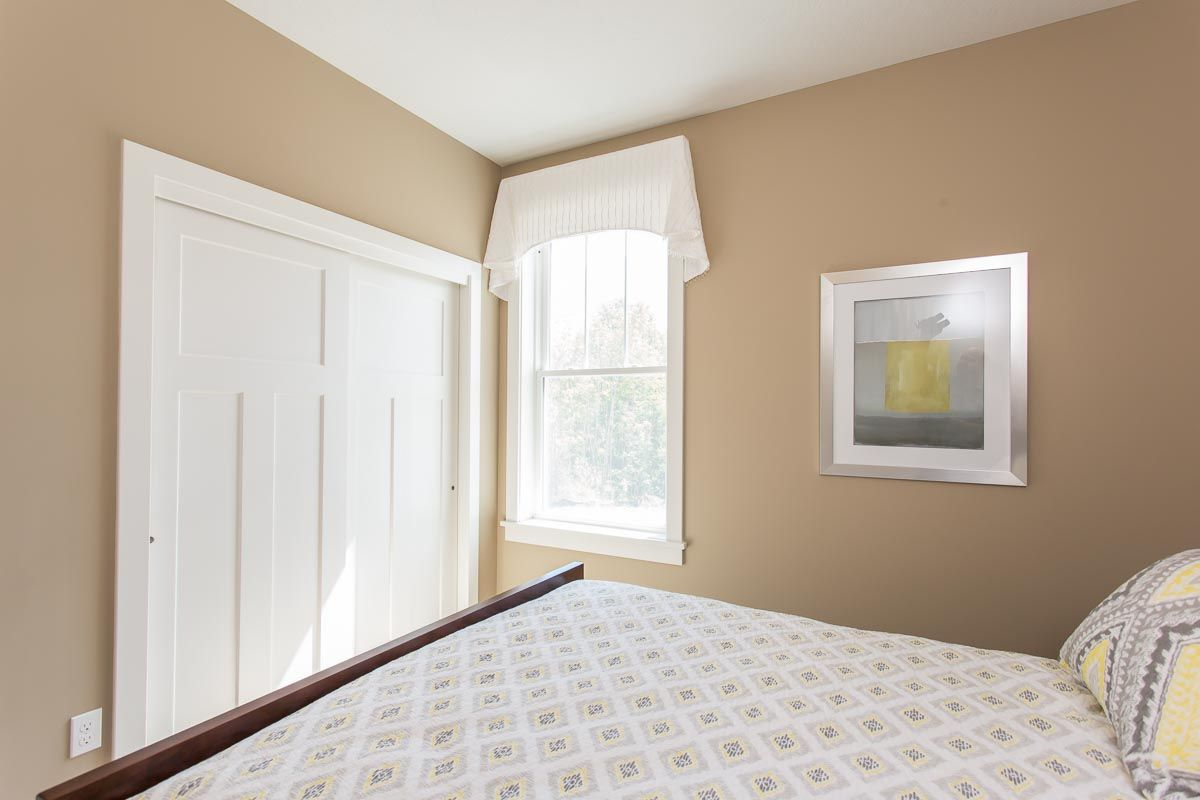 Bedroom featured in The Greenport By Riedman Homes in Rochester, NY