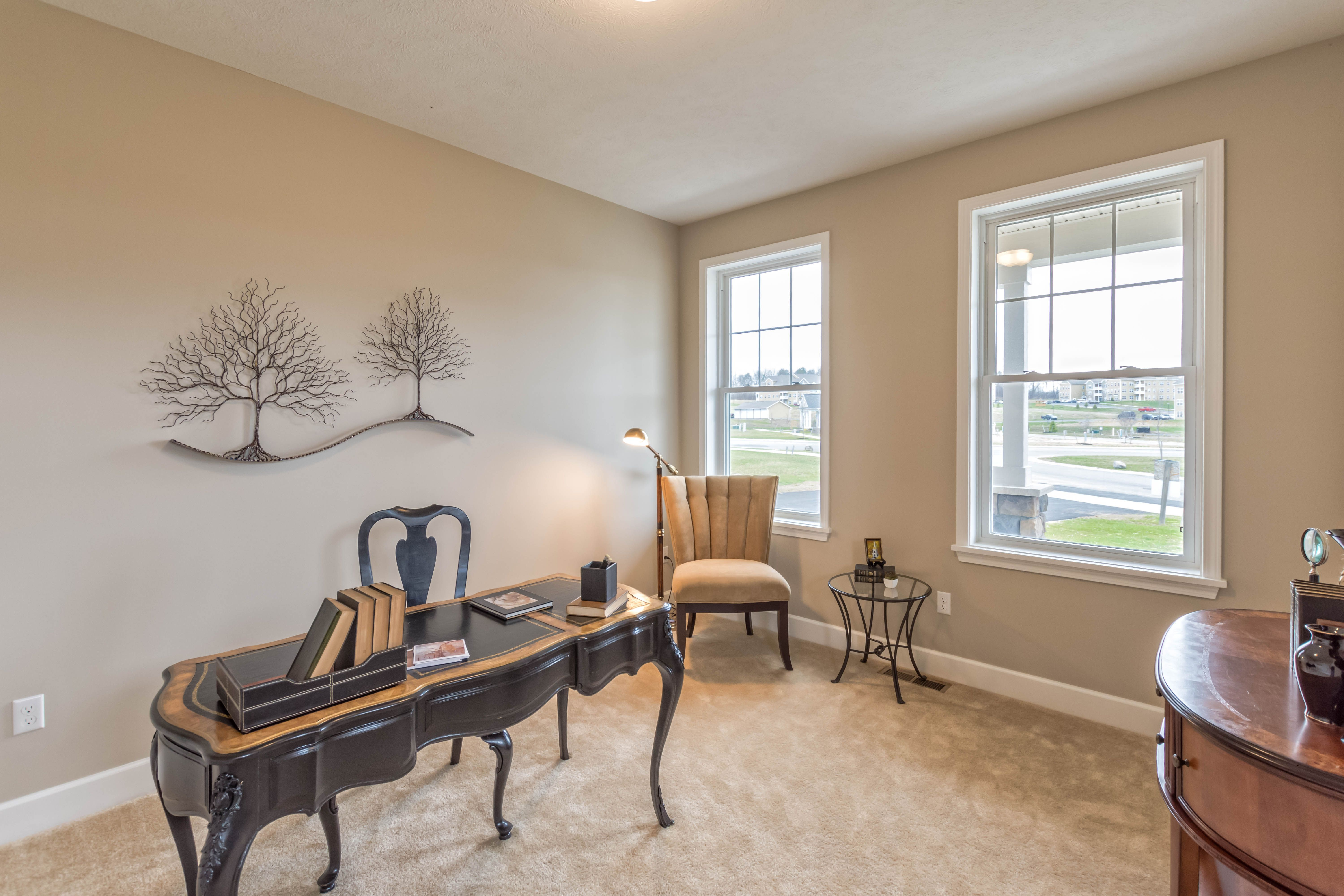 Living Area featured in The Kingston By Riedman Homes in Rochester, NY
