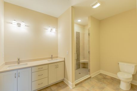 Bathroom-in-Unit B-2 @ Canalside-at-The Residences at Canalside-in-Fairport