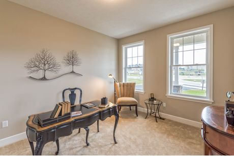 Study-in-The Kingston-at-The Cottages at Canandaigua-in-Canandaigua