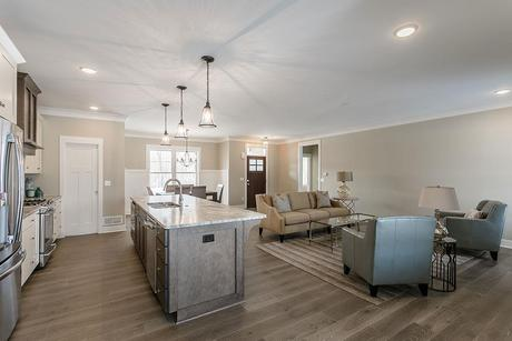Greatroom-and-Dining-in-The Wellfleet-at-Southgate Hills-in-Victor