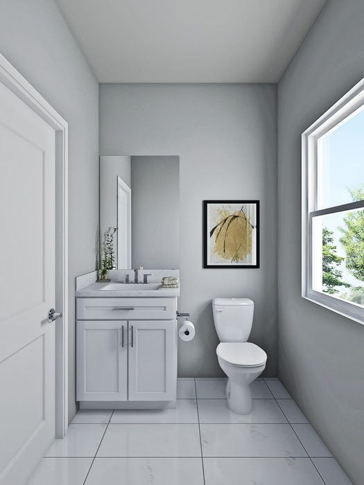 Bathroom featured in The Evergreen By Rigsby Builders in Chicago, IL
