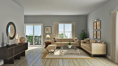 Greatroom-in-The Evergreen-at-Briarwood Place-in-New Lenox