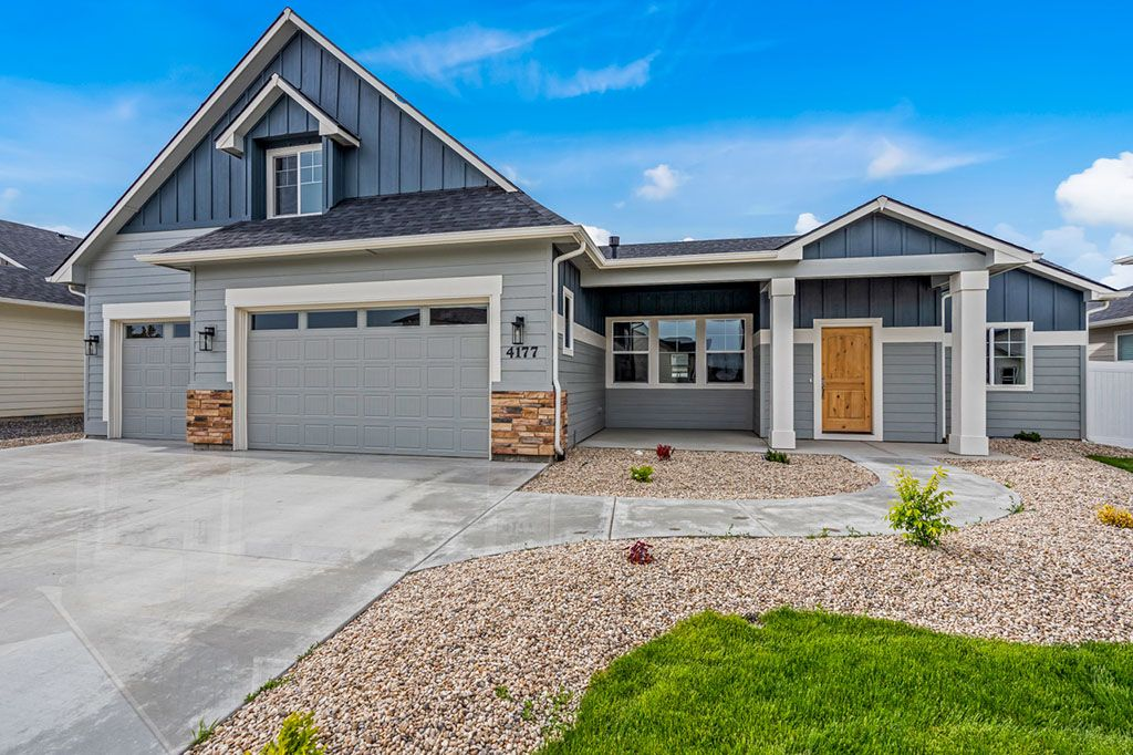 Exterior featured in the Craftsman Bungalow By New Beginning Homes in Boise, ID