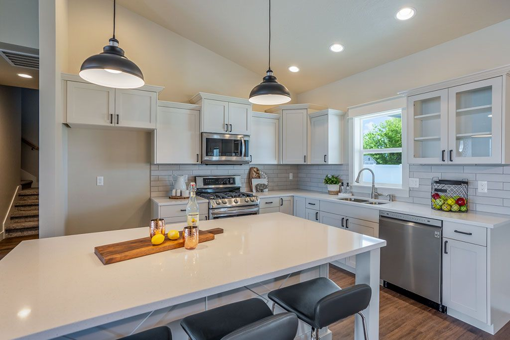 Kitchen featured in the Craftsman Bungalow By New Beginning Homes in Boise, ID
