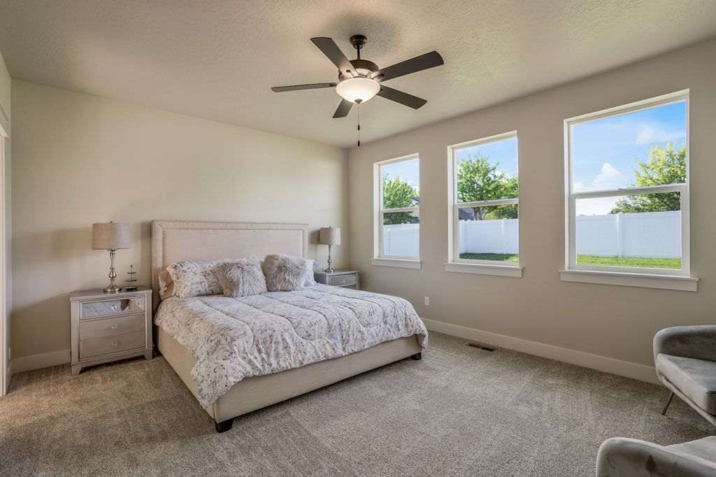 Bedroom featured in the Valley Family Cottage By New Beginning Homes in Boise, ID