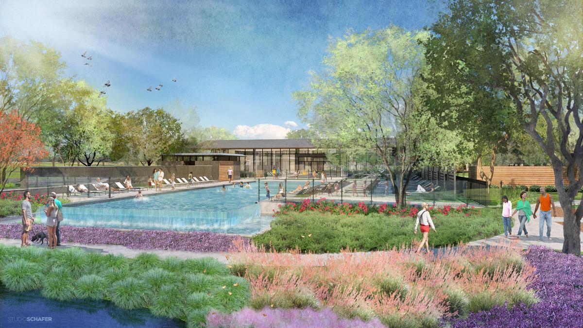 Legacy Gardens Pool view
