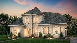 Belvedere 5202 - Legacy Gardens: Prosper, Texas - Risland Homes