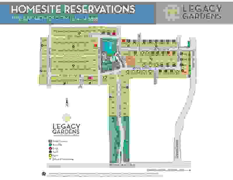 Community Lot Map