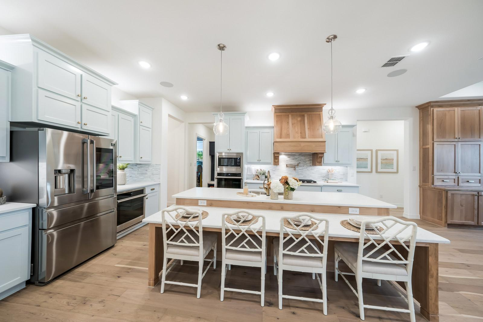 Kitchen featured in the Bella Rose 6201 By Risland Homes in Dallas, TX