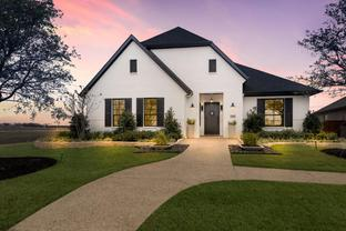 Cathy 6203 - Legacy Gardens: Prosper, Texas - Risland Homes