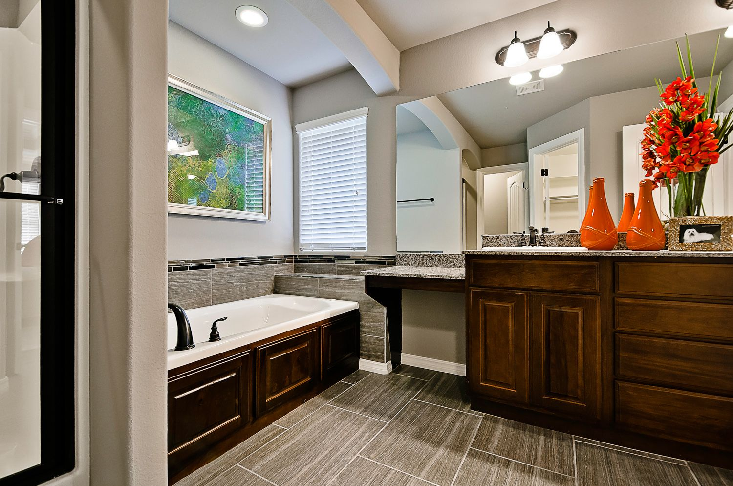 Bathroom featured in the 1556 By Riverwood Homes - Arkansas in Fayetteville, AR