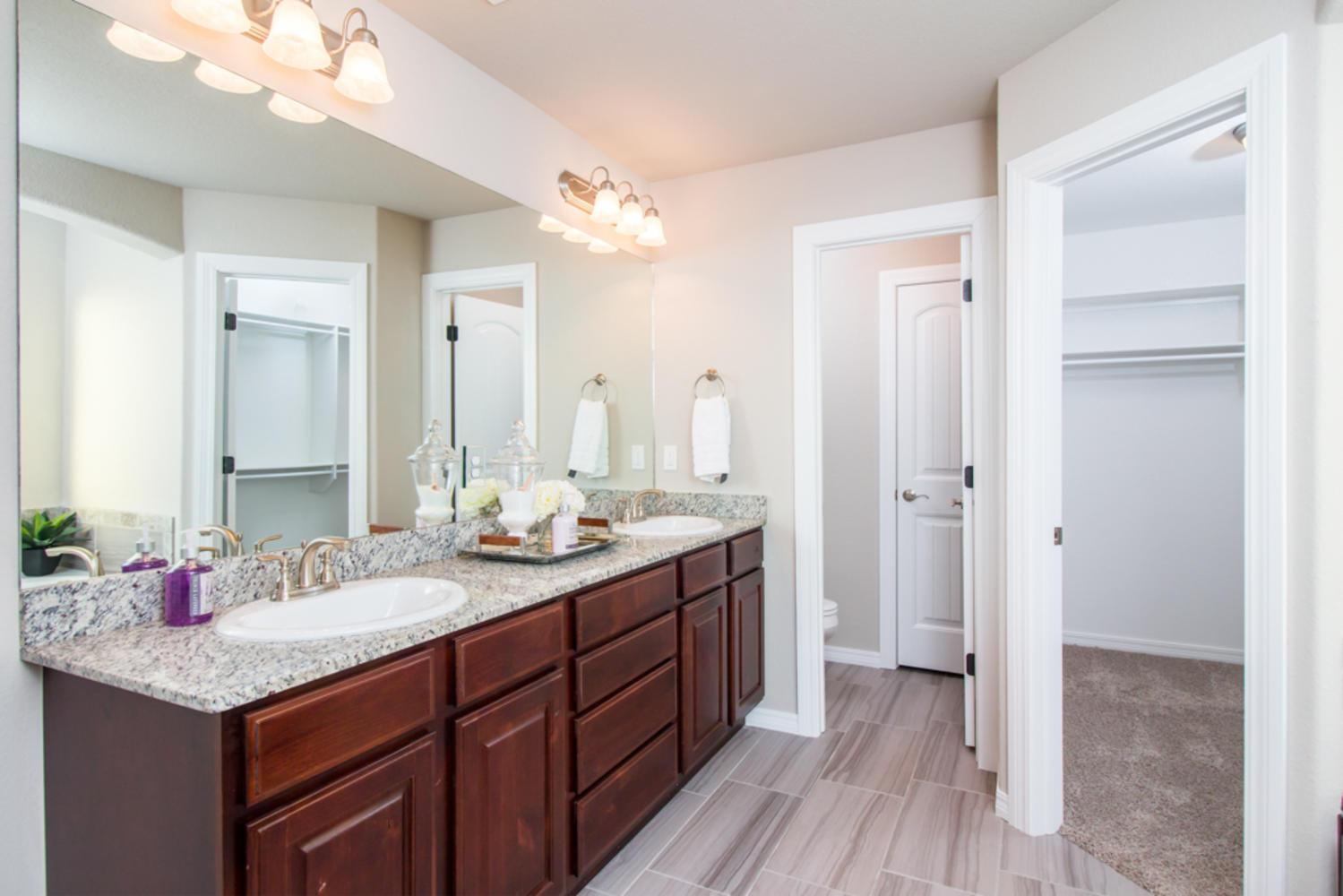 Bathroom featured in the 1787 By Riverwood Homes - Arkansas in Fayetteville, AR